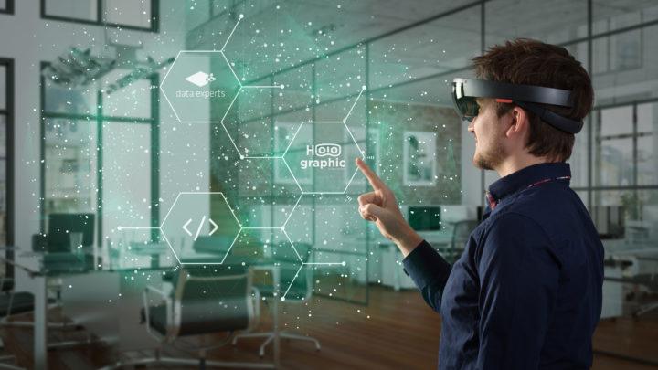 Machine Learning mit der HoloLens auf der BASTA! in Mainz am 27.09.2018 » Holographic