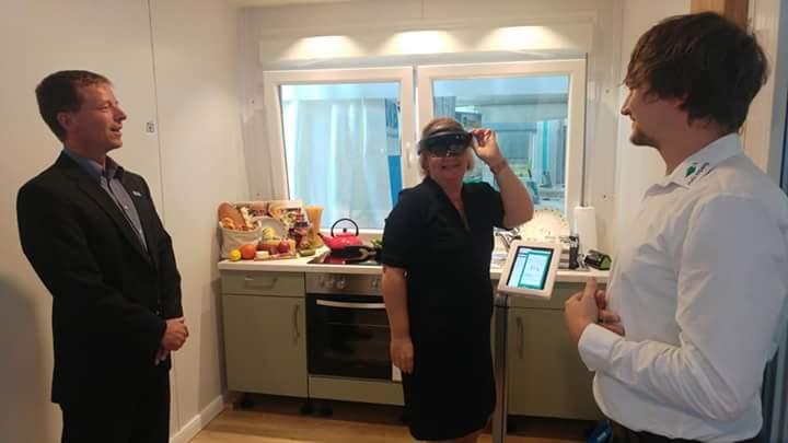 Smarte Helfer auf der Pflegemesse in Rostock vom 18.-20.09.2018 erleben » Holographic