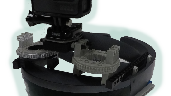 portable HoloLens SpectatorView using GoPro and Lego » Holographic